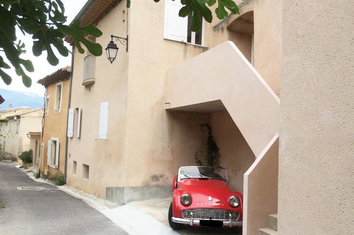 huis kopen in dorp in de Provence, regio Bédoin, Mont Ventoux