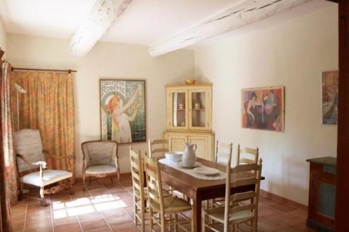vakantiehuis huren met privé zwembad in de Provence, Isle sur la Sorgue