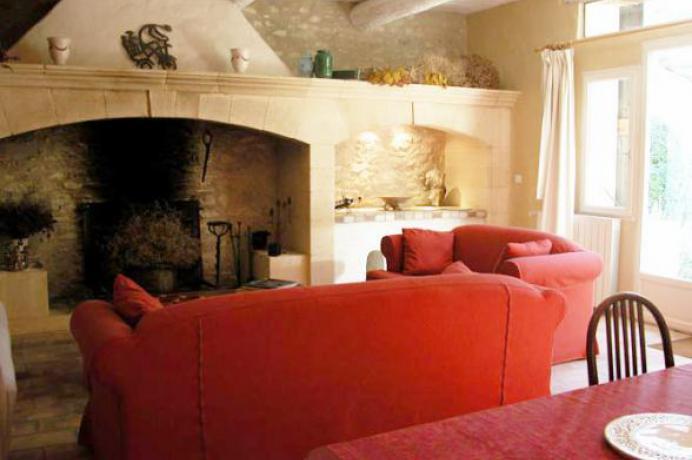 groot vakantiehuis huren in Isle sur la Sorgue, Provence voor groepsvakantie