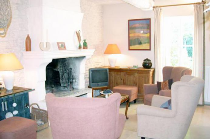 vacation rental for large family in Provence