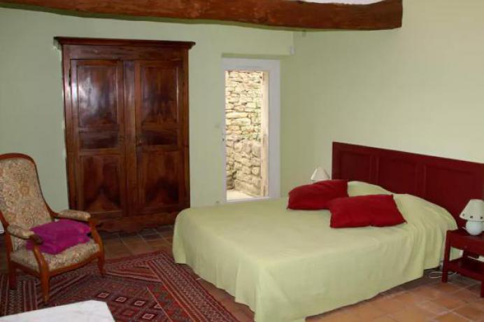 Provençaalse woning te huur voor vakantie in Luberon