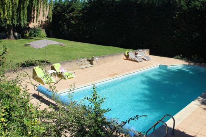 vakantiewoning te huur met privé zwembad in de Provence, Luberon