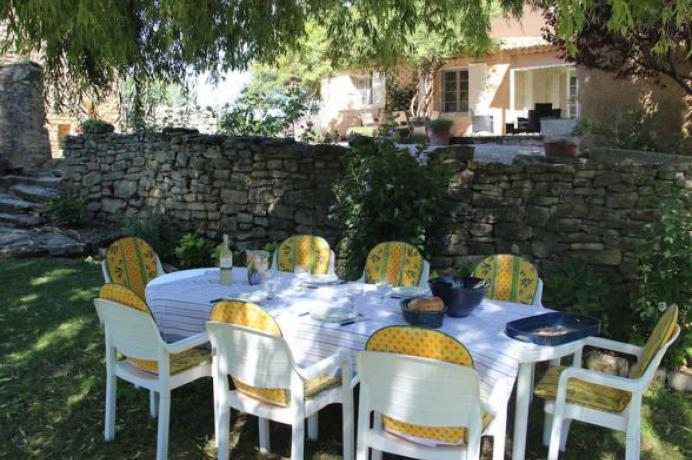 villa huren in de Provence, Luberon