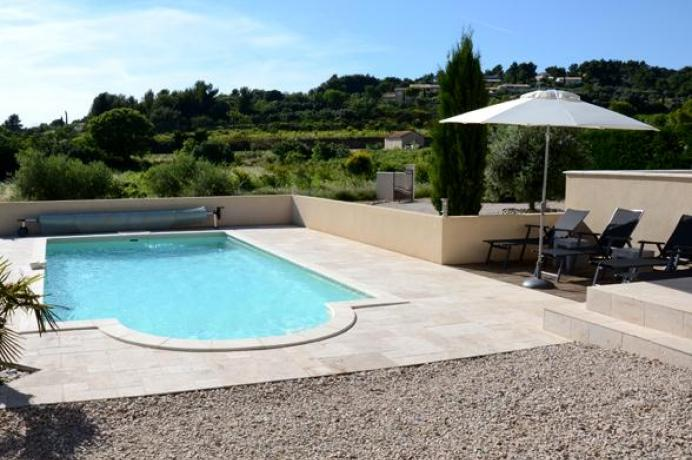 villa de luxe pour location saisonnière en Provence, région Mont Ventoux