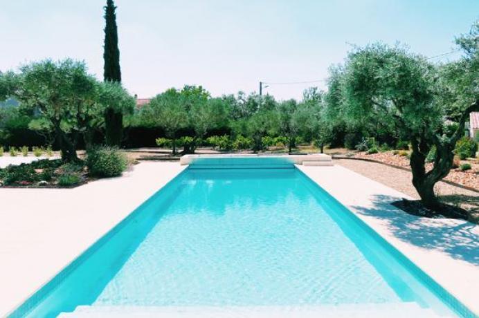 location saisonnière provence vaucluse mont ventoux luberon villa 7 personnes  région Mont Ventoux, Caromb