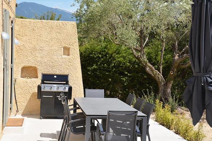 locations saisonnières en Provence, Vaucluse, Mont Ventoux et Luberon