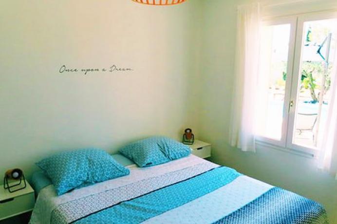 louer maison de vacances avec piscine, située au calme avec vue sur le Mont Ventoux