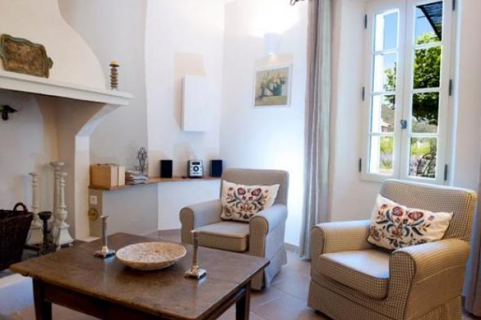 maison de vacances au Crestet, près de Vaison-la-Romaine, villa de haute gamme pour 10 personnes