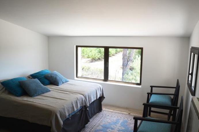 louer une maison de vacances pour 12 personnes avec piscine privée et vue panoramique sur de Mont Ventoux