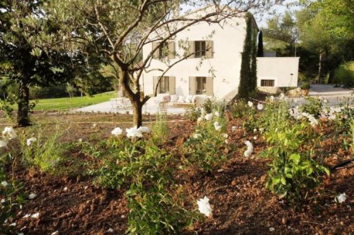 for sale in Provence: holiday home with swimming pool, Luberon, Goult