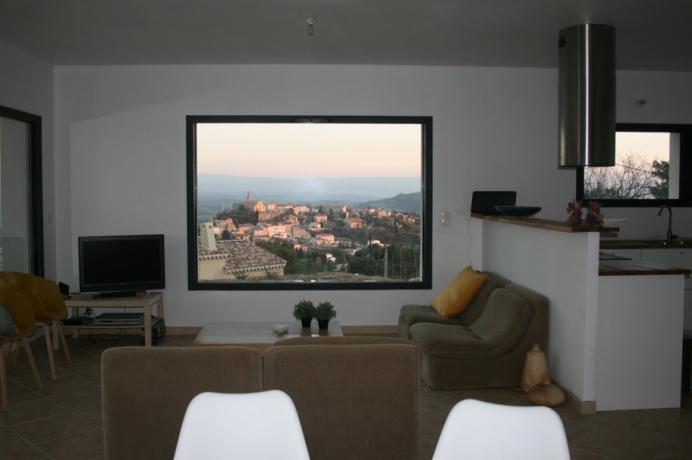 huis huren in de Provence voor 8 personen met privé zwembad