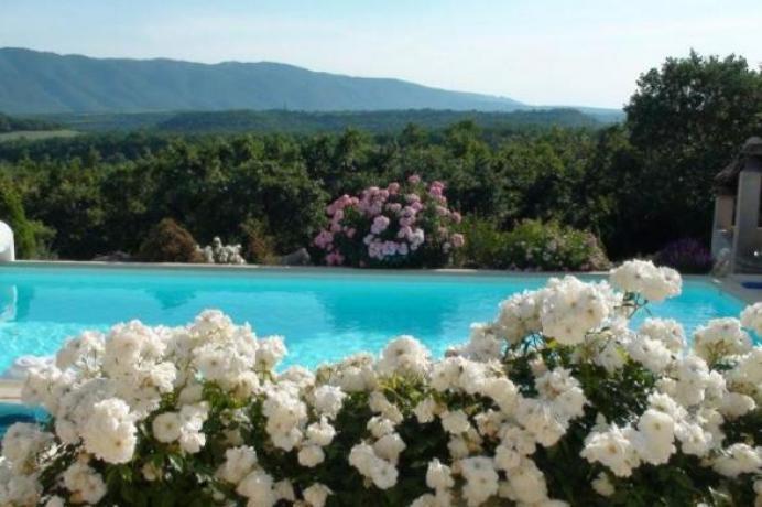 achat villa avec piscine Luberon, Provence