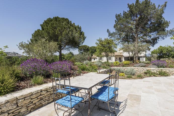 luxe vakantiehuis met veel privacy huren in de Luberon, Provence