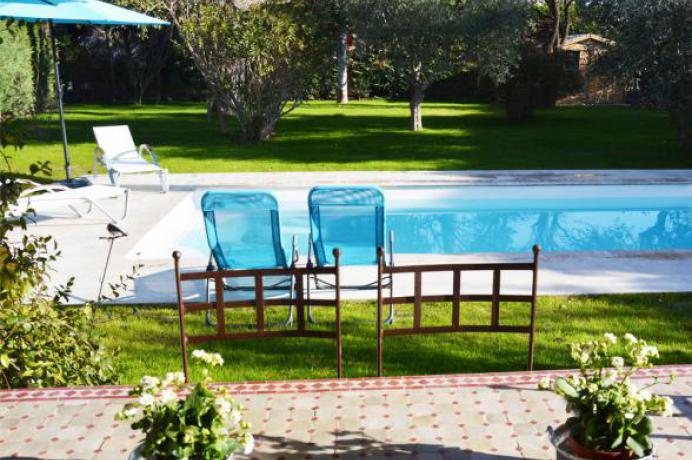 vakantiewoning te huur in de provence