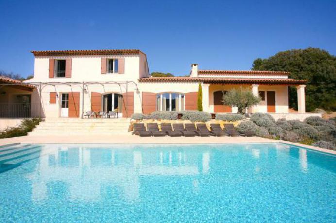 luxe vakantiehuis te huur regio Apt Luberon