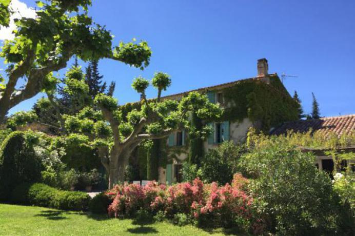 vakantiehuis te huur in Zuid-Frankrijk aan de Mont Ventoux, Provence