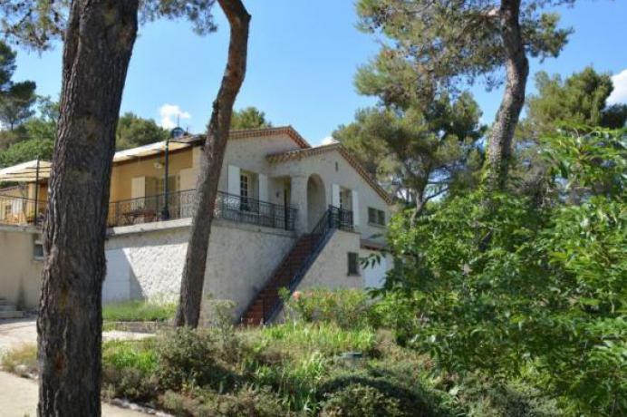 huis huren in de Provence aan de Mont Ventoux voor 8 personen