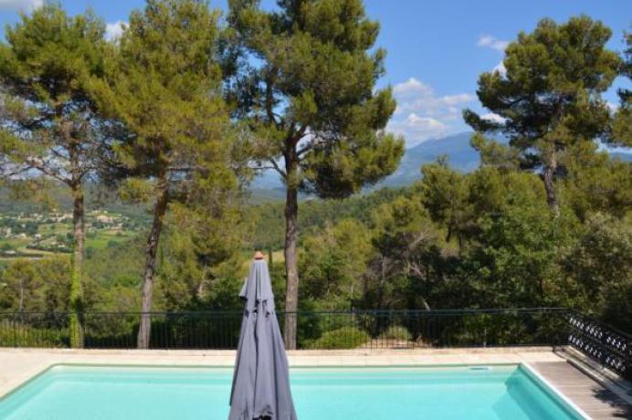 vakantiehuizen in de Provence, rustige vakantie aan de Ventoux