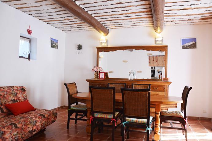 3 bedroom 2 bathroom village house for sale southern mont ventoux region