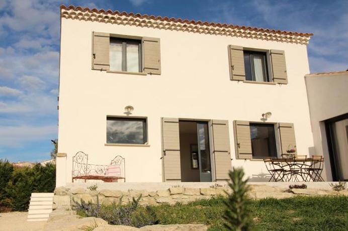 nieuwbouw villa kopen in de Provence, Zuid-Frankrijk met tuin