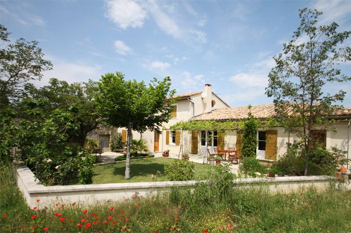 maison au calme à vendre en Provence, Pernes-les-Fontaines