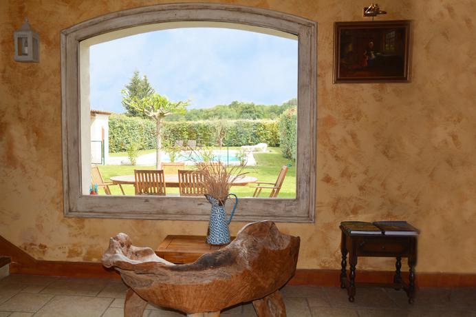 maison au milieu des vignes à vendre Provence