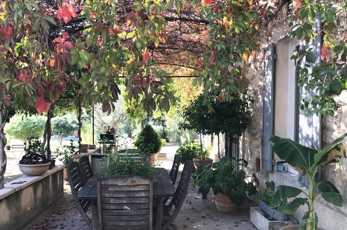 grote villa met tuin en zwembad kopen in het hart van de Provence, aan de Mont Ventoux