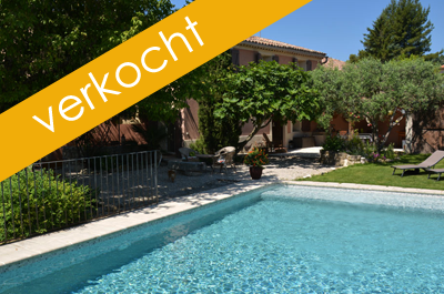 prachtig huis kopen met zwembad in Provence van Vlamingen Belgen aan de Ventoux