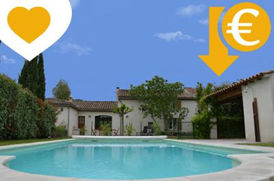 grote luxe villa kopen tussen de wijngaarden, aankoop huis in de provence